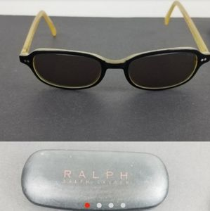 3 for $ 50 Ralph Lauren horn rimmed glasses
